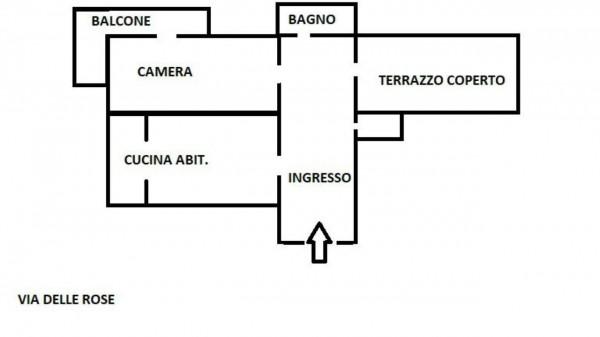 Appartamento in affitto a Roma, Centocelle, 56 mq - Foto 2