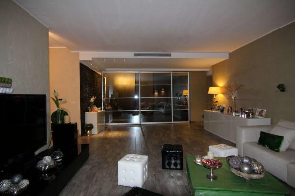 Appartamento in vendita a Basiglio, Arredato, con giardino, 200 mq - Foto 10