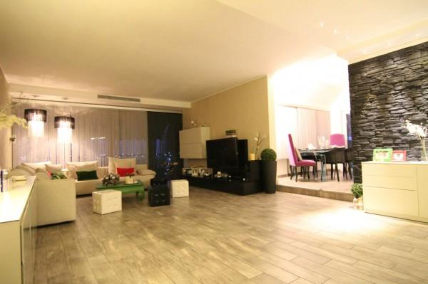 Appartamento in vendita a Basiglio, Arredato, con giardino, 200 mq - Foto 15