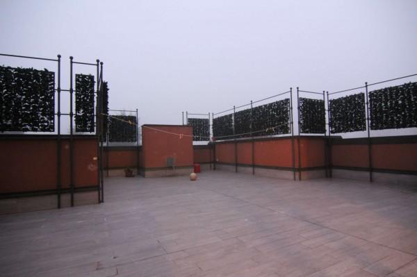 Appartamento in vendita a Basiglio, Arredato, con giardino, 200 mq - Foto 20