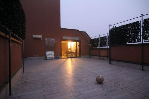 Appartamento in vendita a Basiglio, Arredato, con giardino, 200 mq - Foto 19