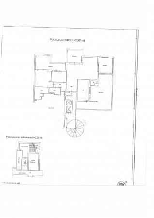 Appartamento in vendita a Milano, San Siro, Con giardino, 200 mq - Foto 2