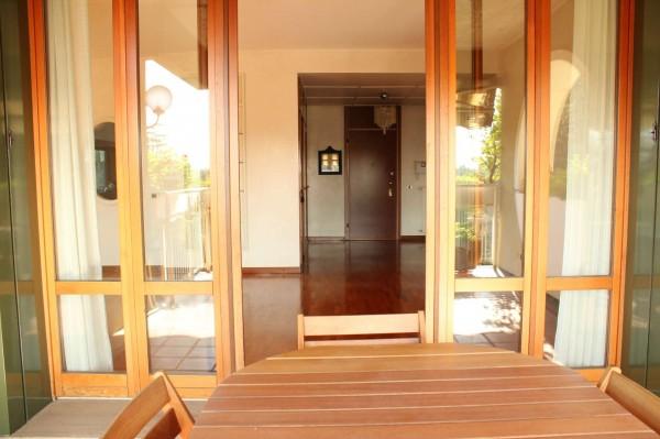 Appartamento in vendita a Milano, San Siro, Con giardino, 200 mq - Foto 16