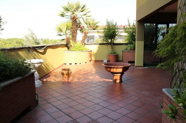 Appartamento in vendita a Milano, San Siro, Con giardino, 200 mq - Foto 6