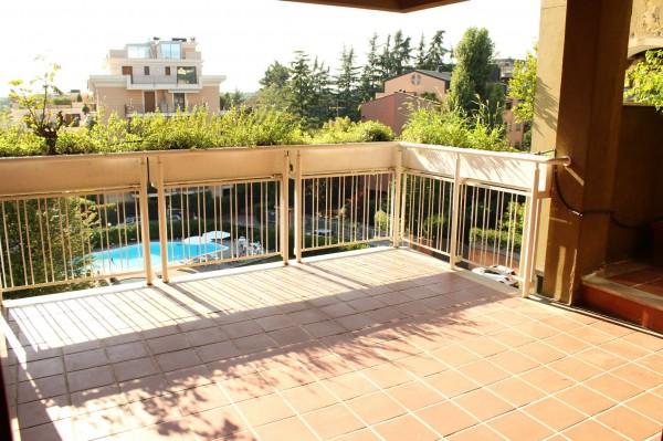 Appartamento in vendita a Milano, San Siro, Con giardino, 200 mq - Foto 13