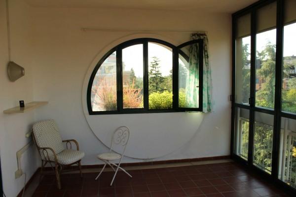 Appartamento in vendita a Milano, San Siro, Con giardino, 200 mq - Foto 11