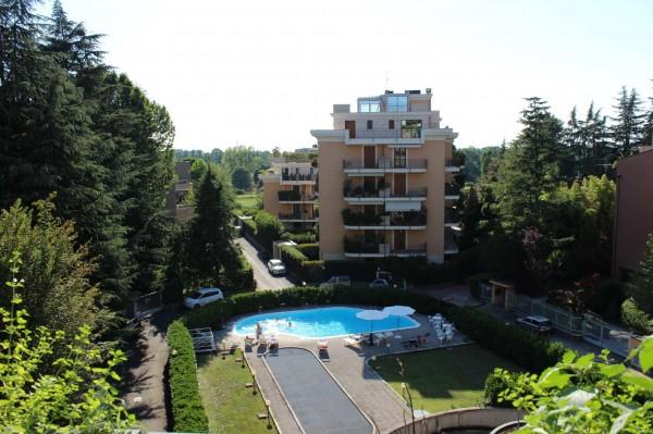Appartamento in vendita a Milano, San Siro, Con giardino, 200 mq