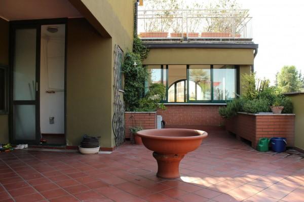 Appartamento in vendita a Milano, San Siro, Con giardino, 200 mq - Foto 4
