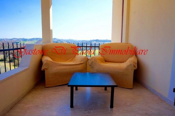 Appartamento in affitto a Fermo, Colline Fermane, Con giardino, 55 mq - Foto 7