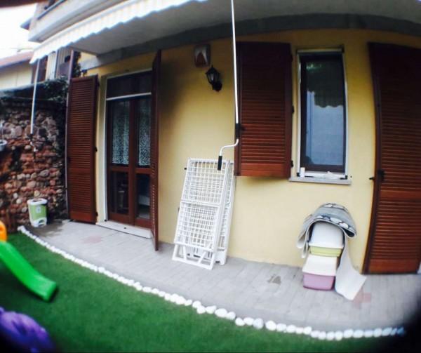 Appartamento in vendita a Fagnano Olona, Arredato, con giardino, 55 mq - Foto 3