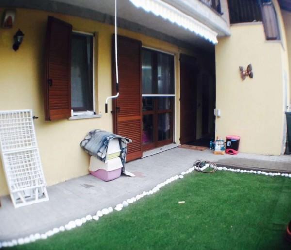 Appartamento in vendita a Fagnano Olona, Arredato, con giardino, 55 mq