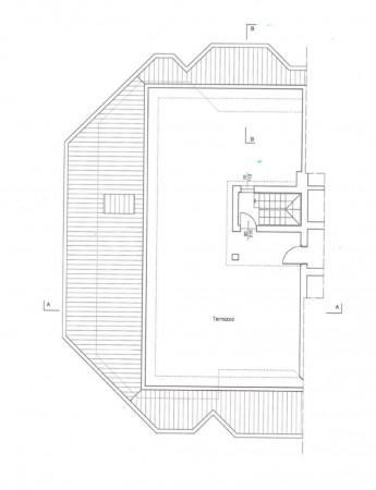 Appartamento in vendita a Milano, Pinerolo, Con giardino, 200 mq - Foto 6