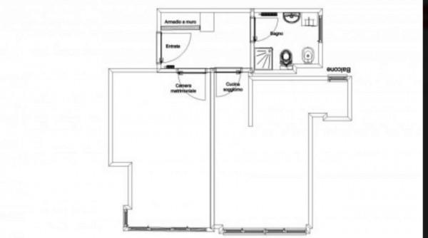 Appartamento in vendita a Genova, Marassi, 50 mq - Foto 5
