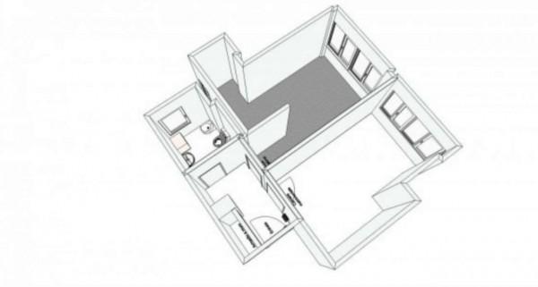 Appartamento in vendita a Genova, Marassi, 50 mq - Foto 4