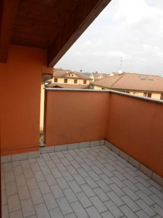 Appartamento in vendita a Boffalora d'Adda, Residenziale, 115 mq