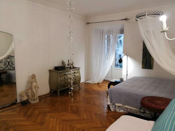 Appartamento in vendita a Torino, Centro Quadrilatero, Con giardino, 150 mq - Foto 22