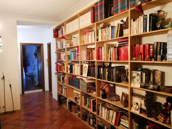 Appartamento in vendita a Torino, Centro Quadrilatero, Con giardino, 150 mq - Foto 21