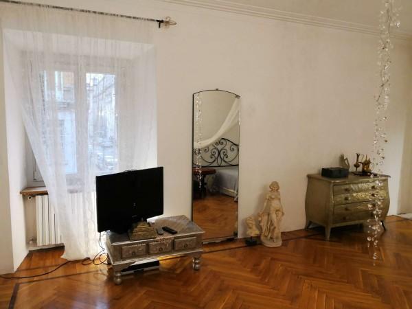Appartamento in vendita a Torino, Centro Quadrilatero, Con giardino, 150 mq - Foto 24