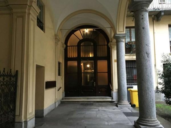 Appartamento in vendita a Torino, Centro Quadrilatero, Con giardino, 150 mq - Foto 16