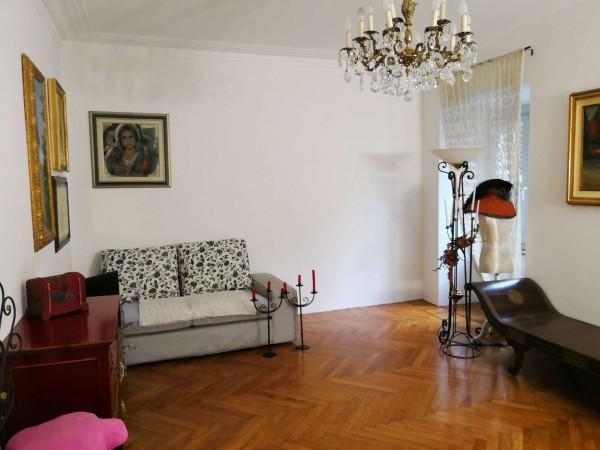 Appartamento in vendita a Torino, Centro Quadrilatero, Con giardino, 150 mq