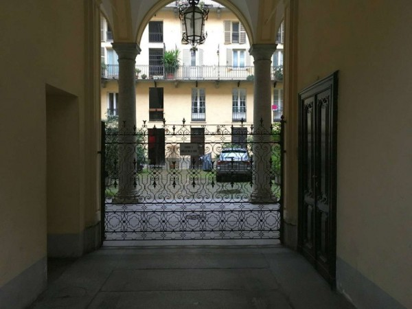 Appartamento in vendita a Torino, Centro Quadrilatero, Con giardino, 150 mq - Foto 15