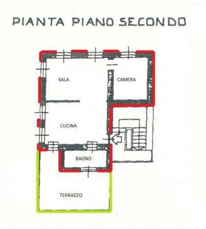 Appartamento in vendita a Alpignano, Confine Pianezza, 67 mq - Foto 5