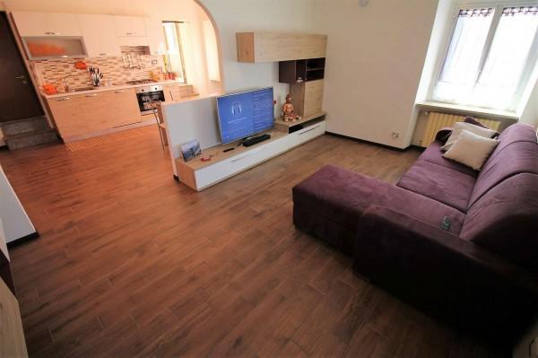 Appartamento in vendita a Alpignano, Confine Pianezza, 67 mq