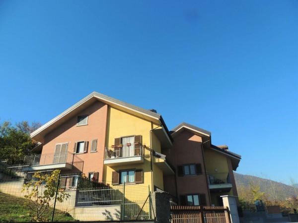 Appartamento in vendita a Caselette, Centro, 75 mq