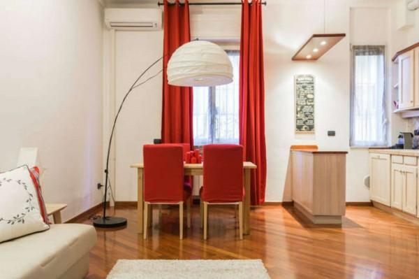 Appartamento in vendita a Milano, Affori Fn, Arredato, con giardino, 65 mq