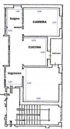 Appartamento in vendita a Torino, 71 mq - Foto 2