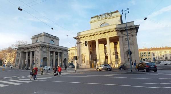 Locale Commerciale  in vendita a Milano, Palestro, 90 mq