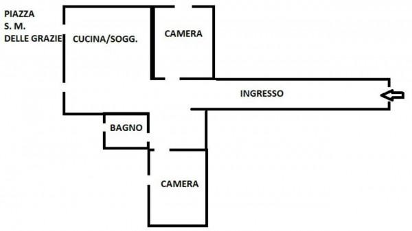 Appartamento in affitto a Roma, Con giardino, 70 mq - Foto 2