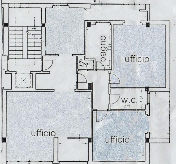 Ufficio in affitto a Firenze, Peretola, 85 mq - Foto 2