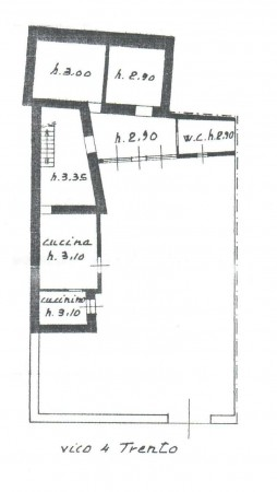 Casa indipendente in vendita a Dolianova, Con giardino, 114 mq - Foto 3
