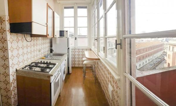 Appartamento in affitto a Milano, Porta Romana, 70 mq - Foto 4