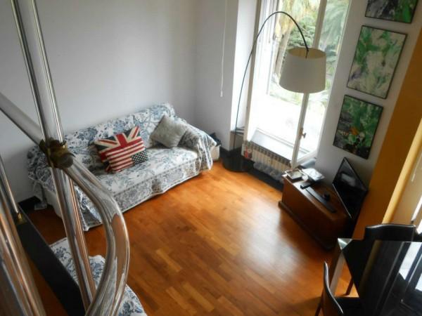 Appartamento in vendita a Genova, Capolungo, Arredato, con giardino, 59 mq - Foto 86