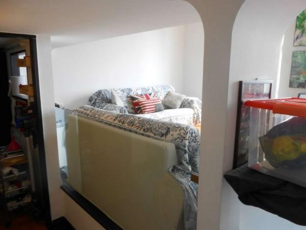 Appartamento in vendita a Genova, Capolungo, Arredato, con giardino, 59 mq - Foto 54