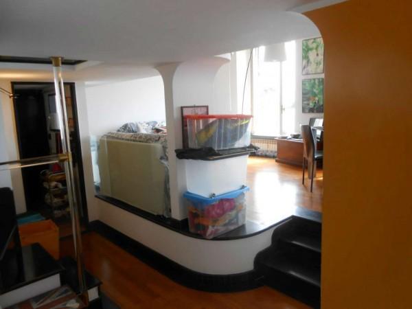 Appartamento in vendita a Genova, Capolungo, Arredato, con giardino, 59 mq - Foto 51
