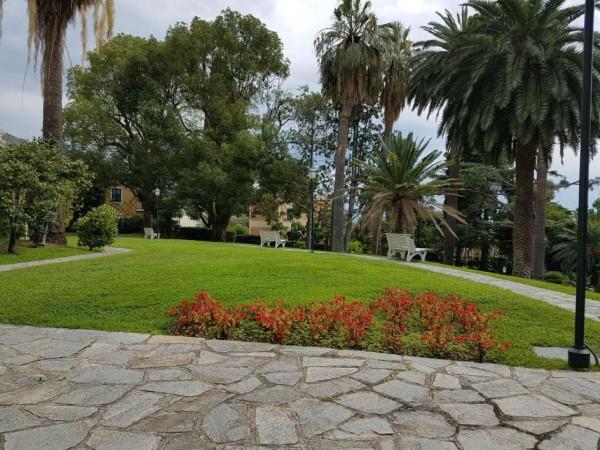 Appartamento in vendita a Genova, Capolungo, Arredato, con giardino, 59 mq - Foto 41