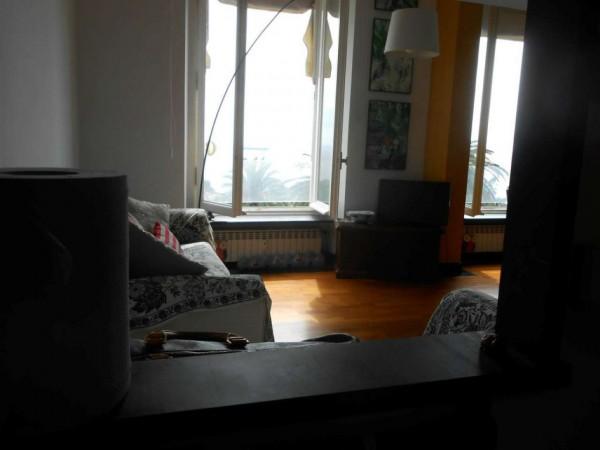 Appartamento in vendita a Genova, Capolungo, Arredato, con giardino, 59 mq - Foto 63