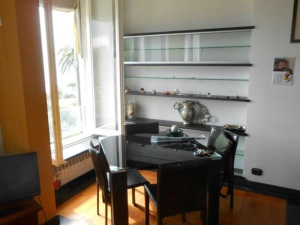 Appartamento in vendita a Genova, Capolungo, Arredato, con giardino, 59 mq - Foto 67
