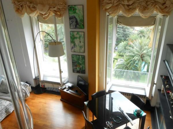Appartamento in vendita a Genova, Capolungo, Arredato, con giardino, 59 mq - Foto 88