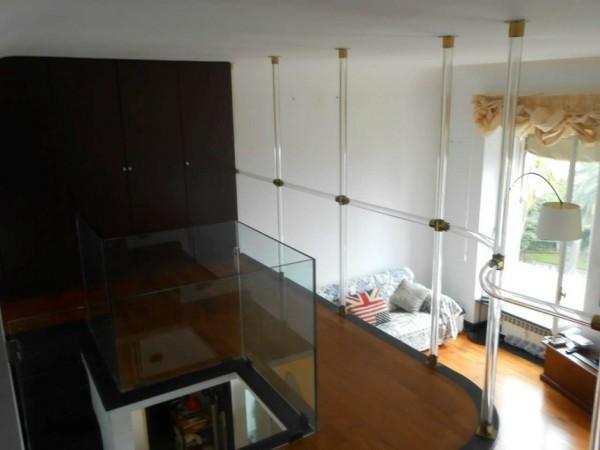 Appartamento in vendita a Genova, Capolungo, Arredato, con giardino, 59 mq - Foto 71