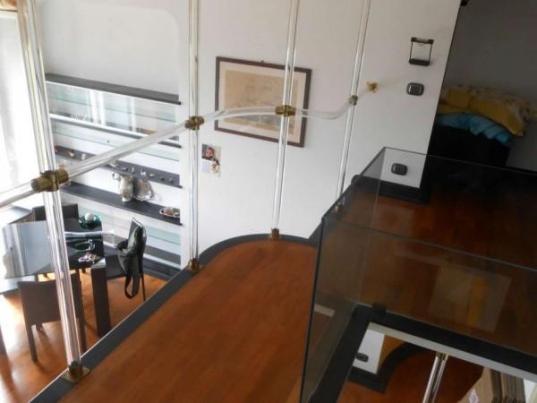 Appartamento in vendita a Genova, Capolungo, Arredato, con giardino, 59 mq - Foto 69