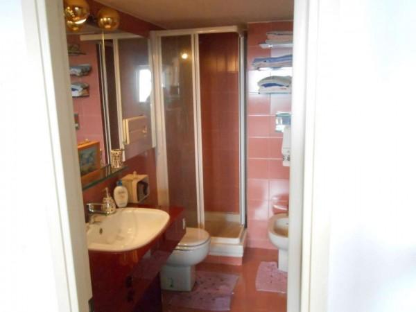 Appartamento in vendita a Genova, Capolungo, Arredato, con giardino, 59 mq - Foto 80