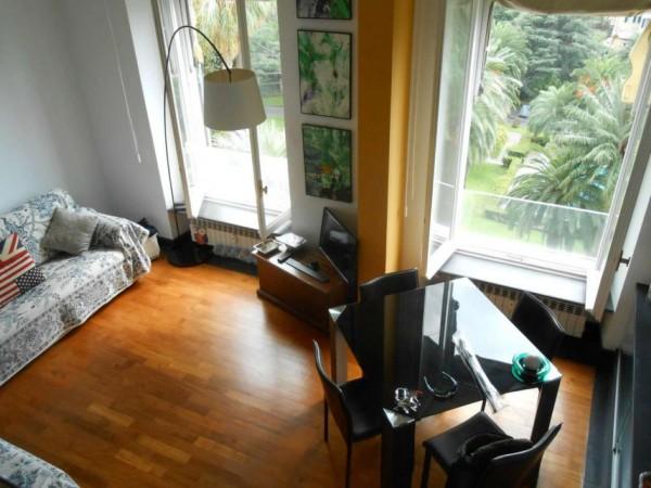 Appartamento in vendita a Genova, Capolungo, Arredato, con giardino, 59 mq - Foto 87