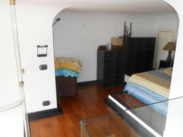 Appartamento in vendita a Genova, Capolungo, Arredato, con giardino, 59 mq - Foto 70
