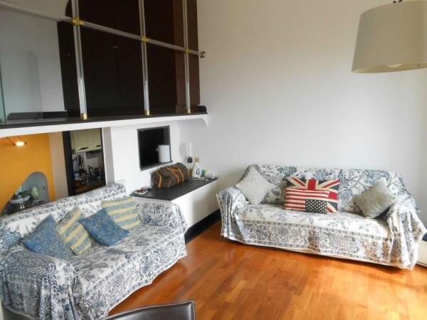 Appartamento in vendita a Genova, Capolungo, Arredato, con giardino, 59 mq - Foto 57