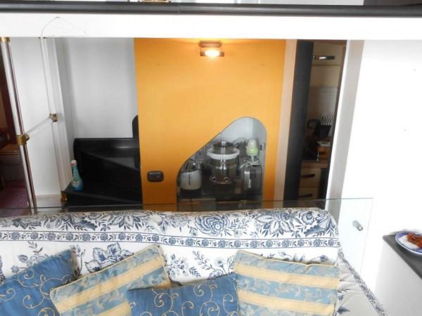 Appartamento in vendita a Genova, Capolungo, Arredato, con giardino, 59 mq - Foto 66