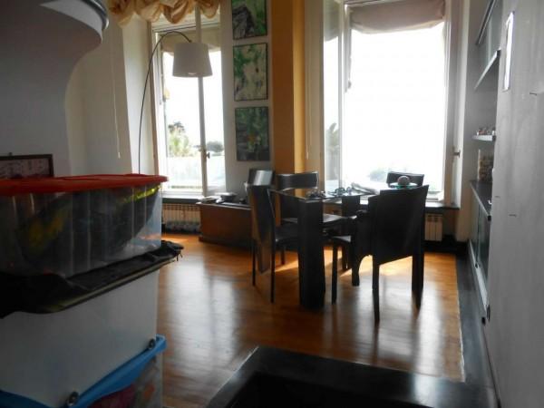 Appartamento in vendita a Genova, Capolungo, Arredato, con giardino, 59 mq - Foto 53